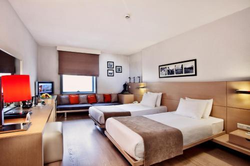 Best Western Eresin Hotels Taxim kamer foto 's