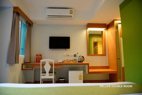 ZEN Rooms Ratchaprarop photo 18