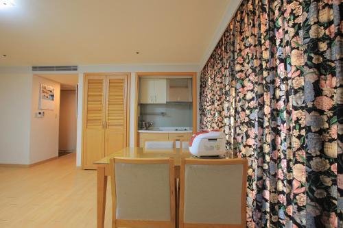 Korean-Style Standard Studio - Tower Condominium