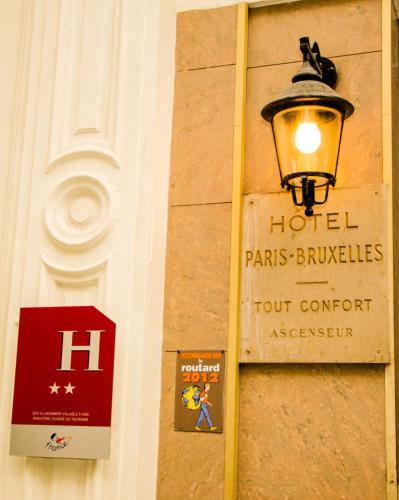 Hotel Paris Bruxelles photo 11