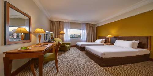 Grand Seasons Hotel Kuala Lumpur szoba-fotók