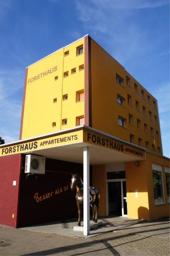 . Forsthaus Appartements