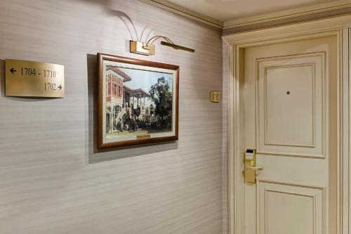 Elite World Prestige Hotel Стандартный двухместный номер с 1 кроватью или 2 отдельными кроватями