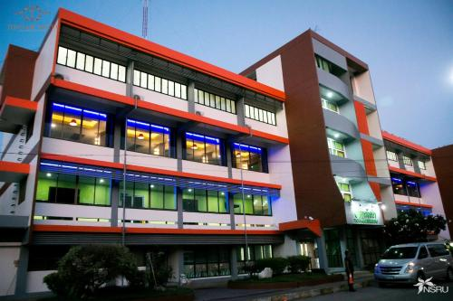 Ton Nam Hotel โรงแรมต้นน้ำ มหาวิทยาลัยราชภัฏนครสวรรค์ Ton Nam Hotel โรงแรมต้นน้ำ มหาวิทยาลัยราชภัฏนครสวรรค์