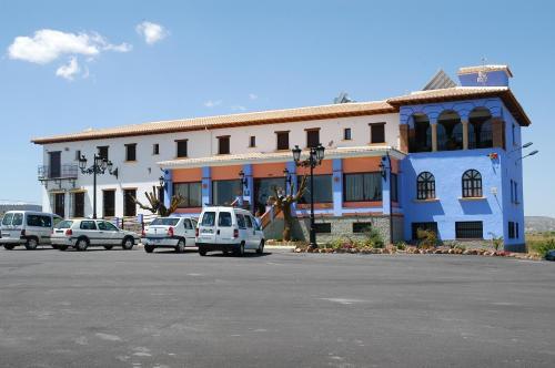 . Hotel Rural Los Chaparros
