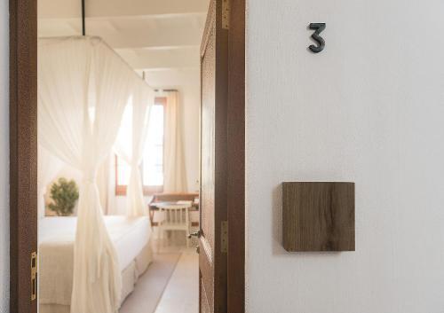 Suite Junior Deluxe - Uso individual S'Hotelet d'es Born - Suites & SPA 10