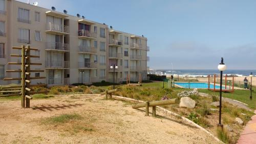 Apartamento Borde Mar Las Cruces