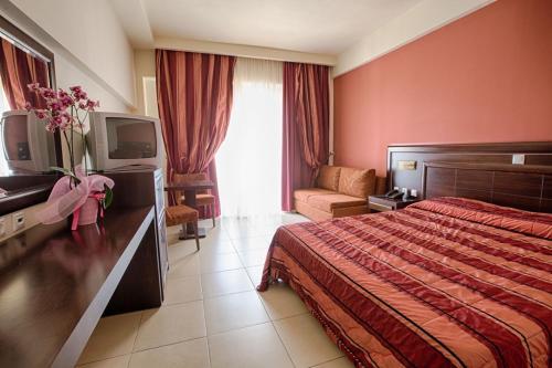 Mouzaki Hotel & Spa værelse billeder