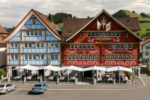 Appenzell Hotels