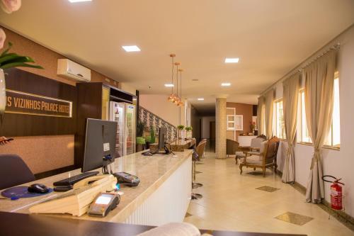 Foto de Dois Vizinhos Palace Hotel