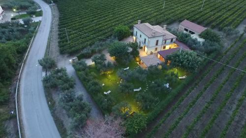 . Agriturismo Villa Vetiche