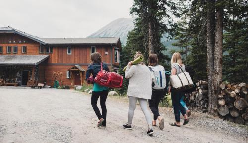 Mount Engadine Lodge - Kananaskis Village, AB T1W 3H9