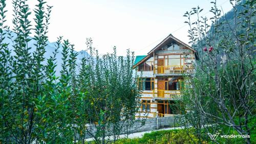 Suman Cottages   A Wandertrails Stay
