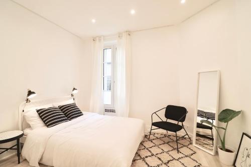 Appartement Paris-Tour Eiffel II impression