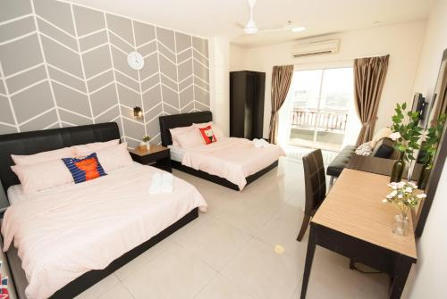 Ipoh Tower Apartment by Ipoh Experience Homestay, Kinta