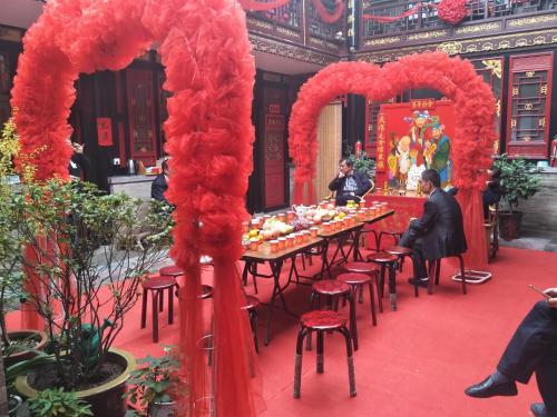 Фото отеля Pingyao Dechang Folks Inn