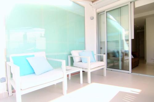 Beach penthouse Sitges Rentals photo 7
