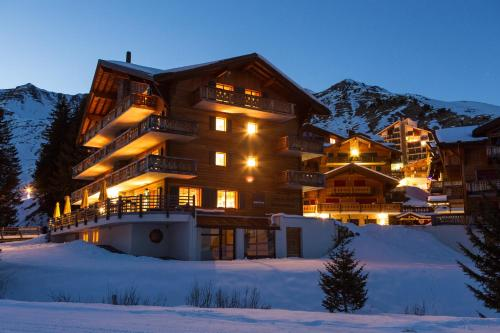 Mountain Lodge - Hotel - Les Crosets