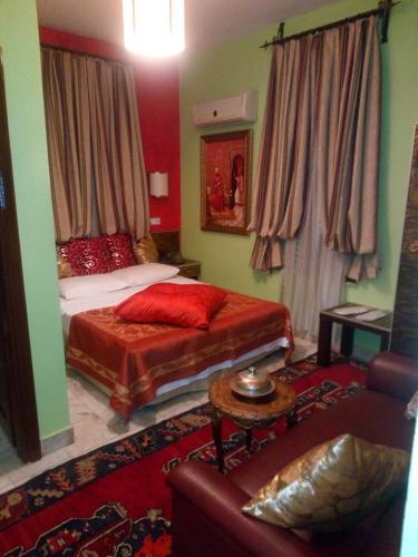 Antalya Kaleici Lodge Hotel odalar