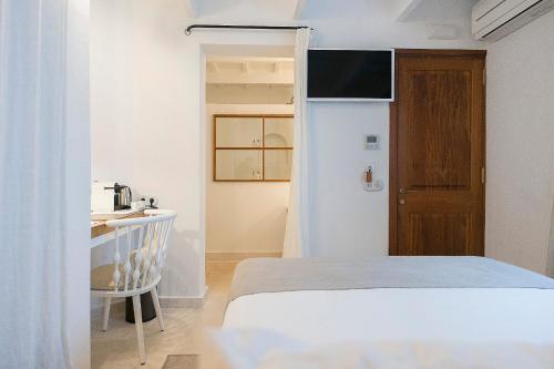 Habitación Doble Superior S'Hotelet d'es Born - Suites & SPA 15