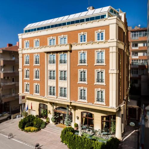 Ankara Gordion Hotel - Special Class directions