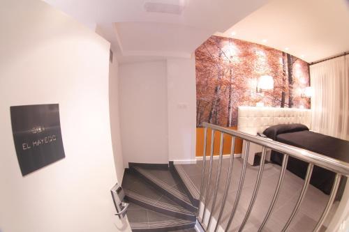Großes Doppelzimmer - Einzelnutzung Hotel Villa Sonsierra 5
