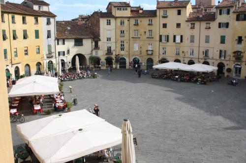 . Micheli Suite Anfiteatro Square