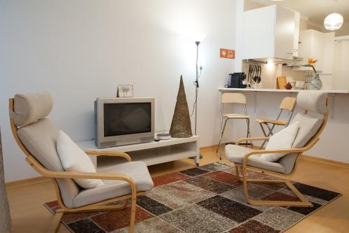 . Studio Apartment