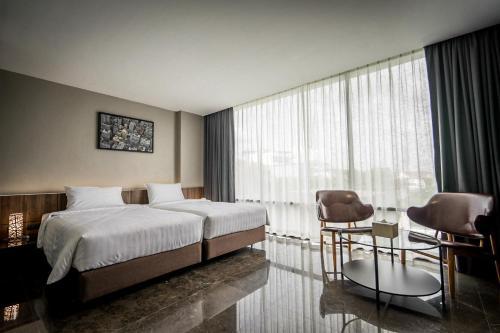 Onyx Hotel Bangkok impression