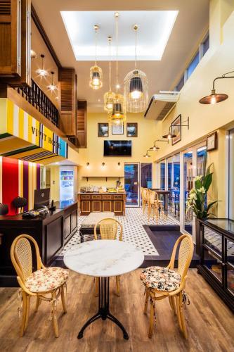 Vivit Hostel Bangkok impression