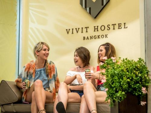 Vivit Hostel Bangkok photo 43