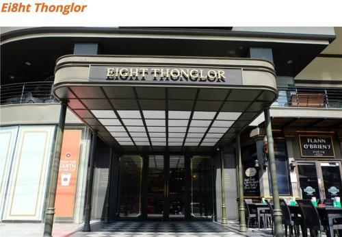 Ivy Thonglor near BTS photo 34