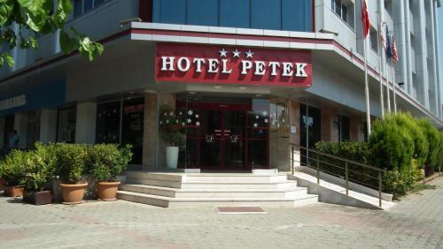Mugla Petek Hotel adres