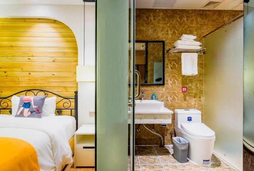 . Pai Hotel Jiuquan Jianshe Road Ouzhou Yuan