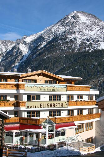 Hotel Elisabeth Superior Solden
