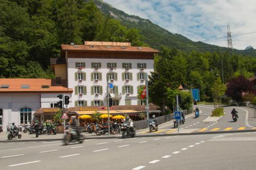 . Hotel Hof und Post