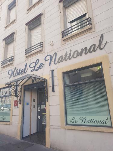 Hôtel Le National - Hôtel - Saint-Étienne