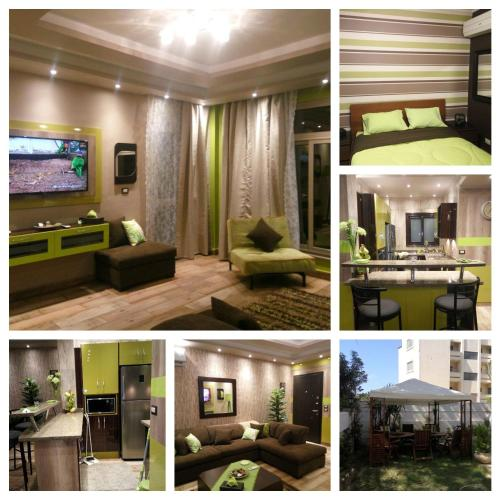 . Luxury Mamoura Alexandria Apartment