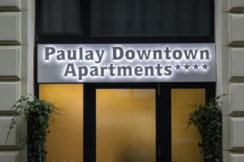 Paulay Downtown Apartments photo 23