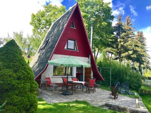Ferienhaus im Nationalpark Unteres Odertal