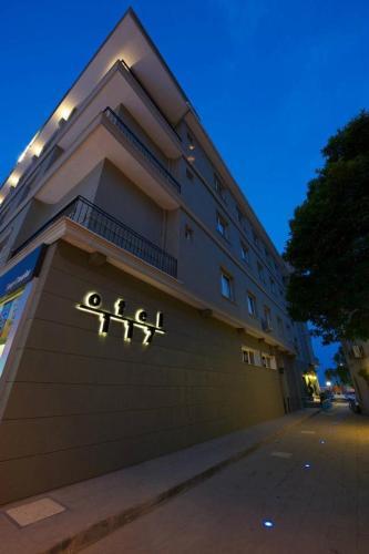 Sinop Hotel 117 map