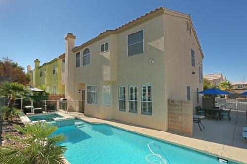 5 Bedroom Home With Pool & Spa, Las Vegas, NV