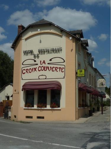 . Hôtel-Restaurant La Croix Couverte
