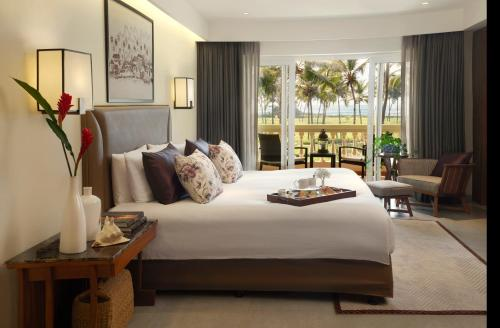 Taj Exotica Resort & Spa, Goa фотографии номера