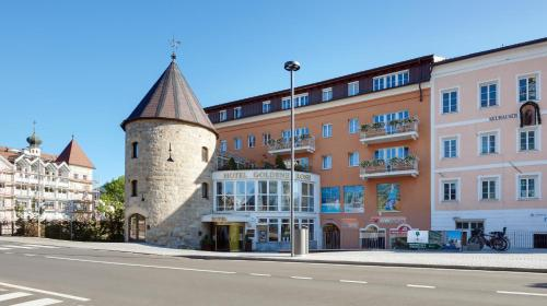 Hotel Goldene Rose - Bruneck-Kronplatz
