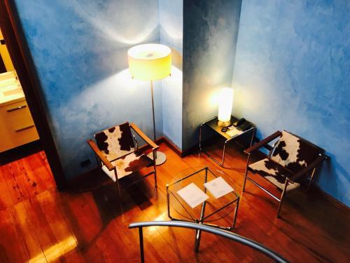 Deluxe Single Room Hotel San Roque 12