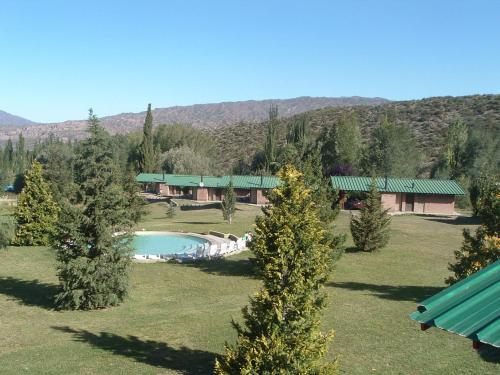 Cabañas Andinas - Accommodation - Potrerillos