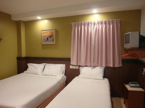 Hotel China Town Inn Oda fotoğrafları