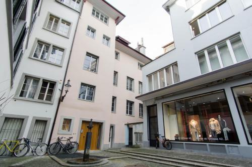 Hirschenplatz Apartments 룸 사진