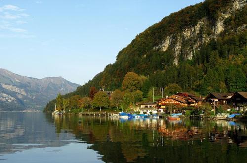 Hotel Châlet Du Lac - Iseltwald